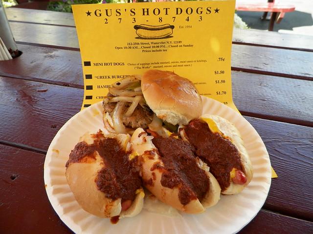 Gus S Hot Dogs Watervliet New York