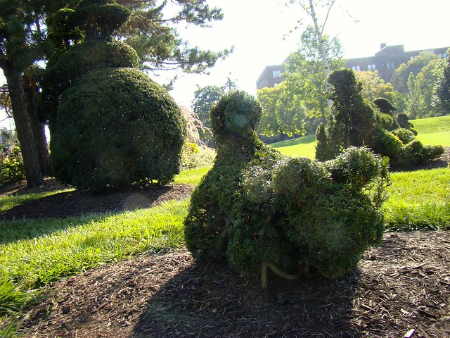 Topiary Garden Explore House Of Hall 39 S Photos On Flickr