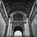 The Arc de Triomphe de l'Étoile