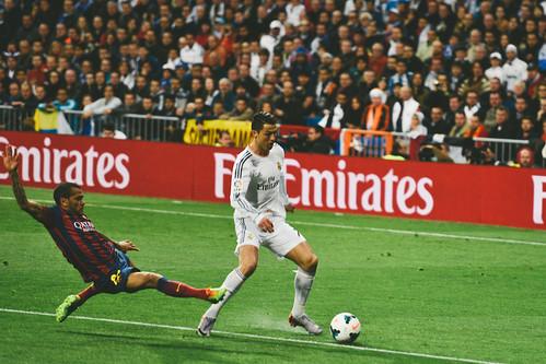 Dani Alves & Cristiano Ronaldo | madrid, spain | Nathan ...