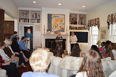 02. WCC Scholarship Tea - May 20, 2015