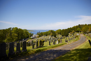 Largs Haylie Brae Cemetery scotland (156)