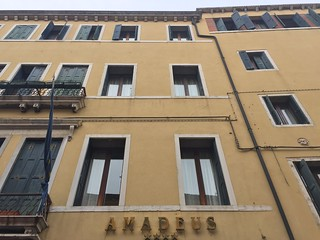 Hotel Amadeus en Venecia