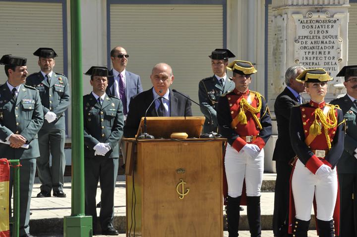 Los ministros del interior de espa a y francia jorge fern for Ministros interior espana