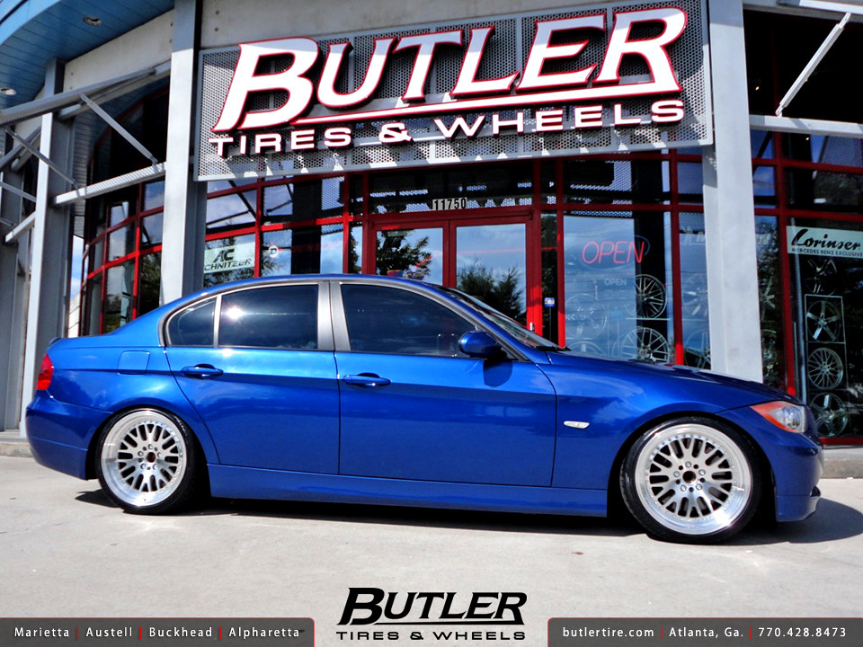 Bmw E90 335i With 18in Xxr 531 Wheels Additional Picture