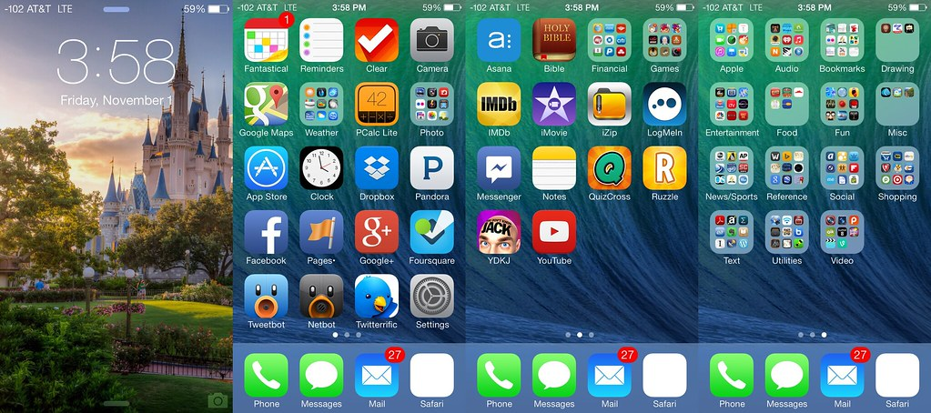 iphone home screen layout ideas iphone home screens november 1 2013 the primary reason 17656