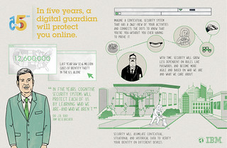 5 in 5 Storymap: A Digital Guardian Will Protect You Online | by IBM Research