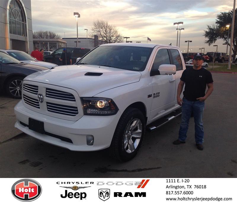 Thank You To Blane Camel On Your New 2014 Ram 1500 From