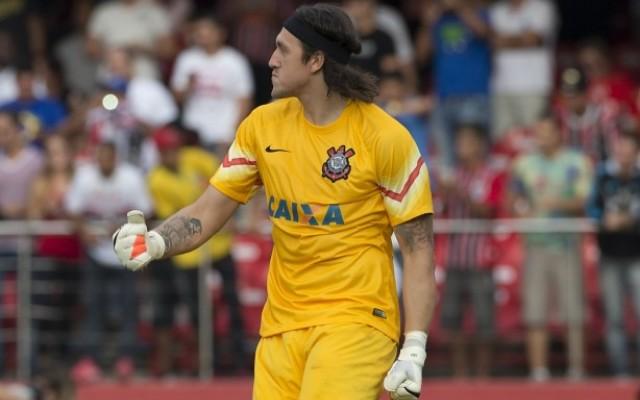 C�ssio garante felicidade no Corinthians, mas n�o descarta sa�da