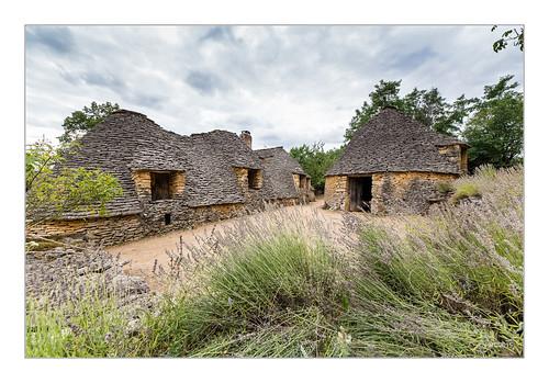 Les cabanes du breuil by philturp - Les cabanes du trappeur ...