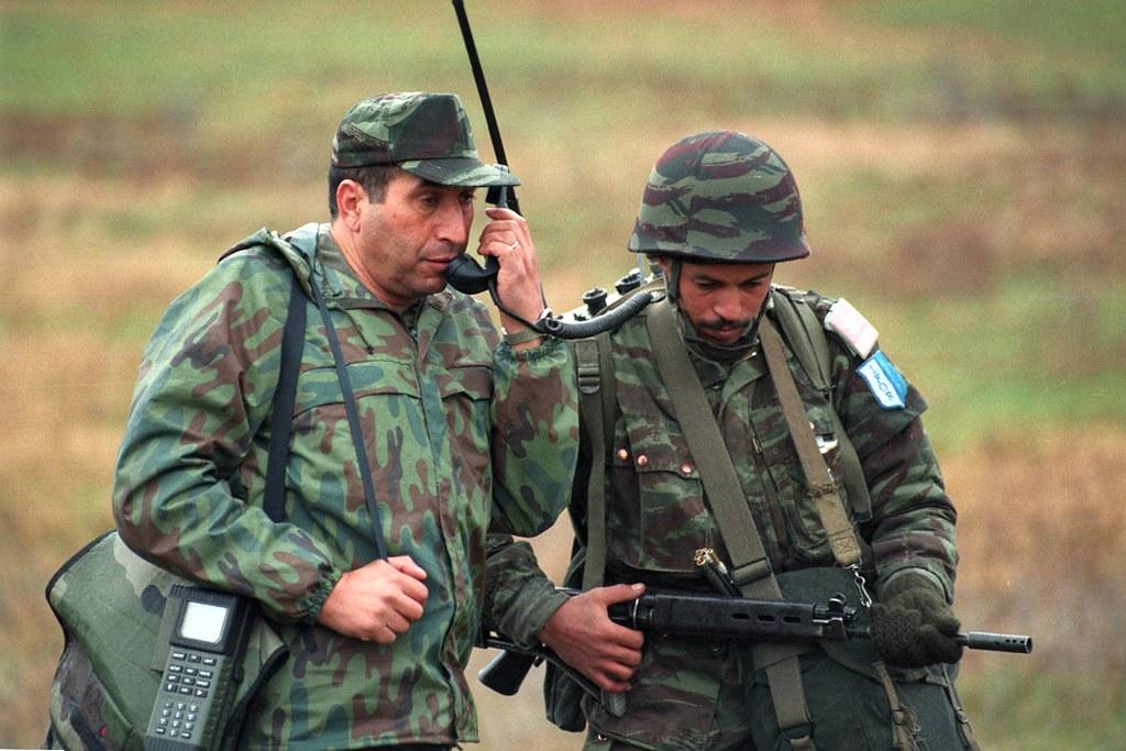 Les F.A.R. en Bosnie  IFOR, SFOR et EUFOR Althea 32557728580_ba9265a2c7_b