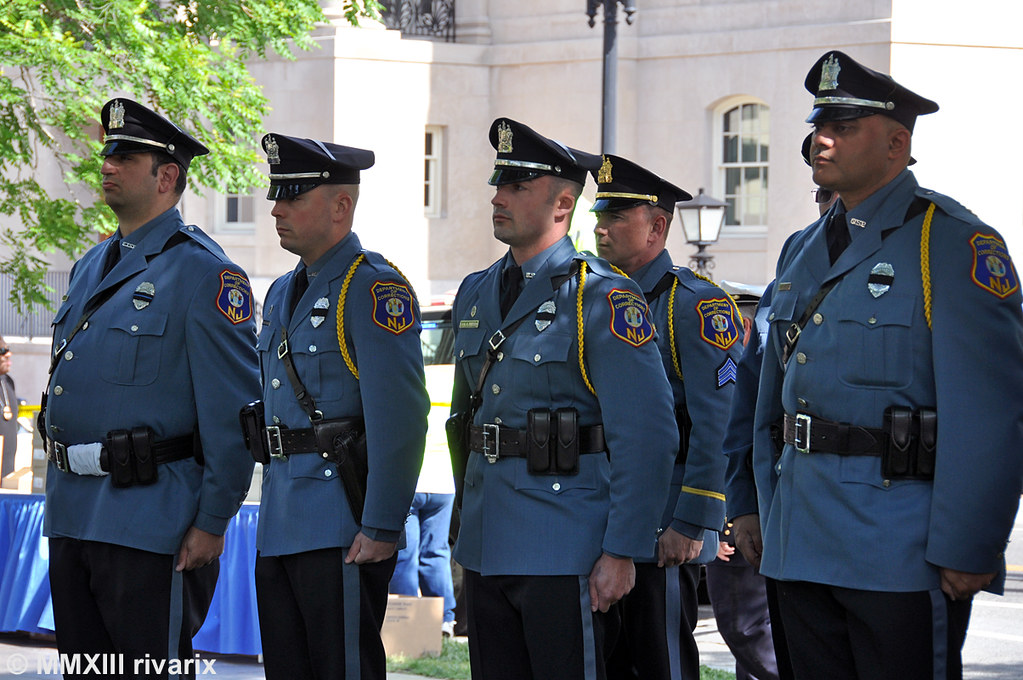 how to become a correctional officer in nj