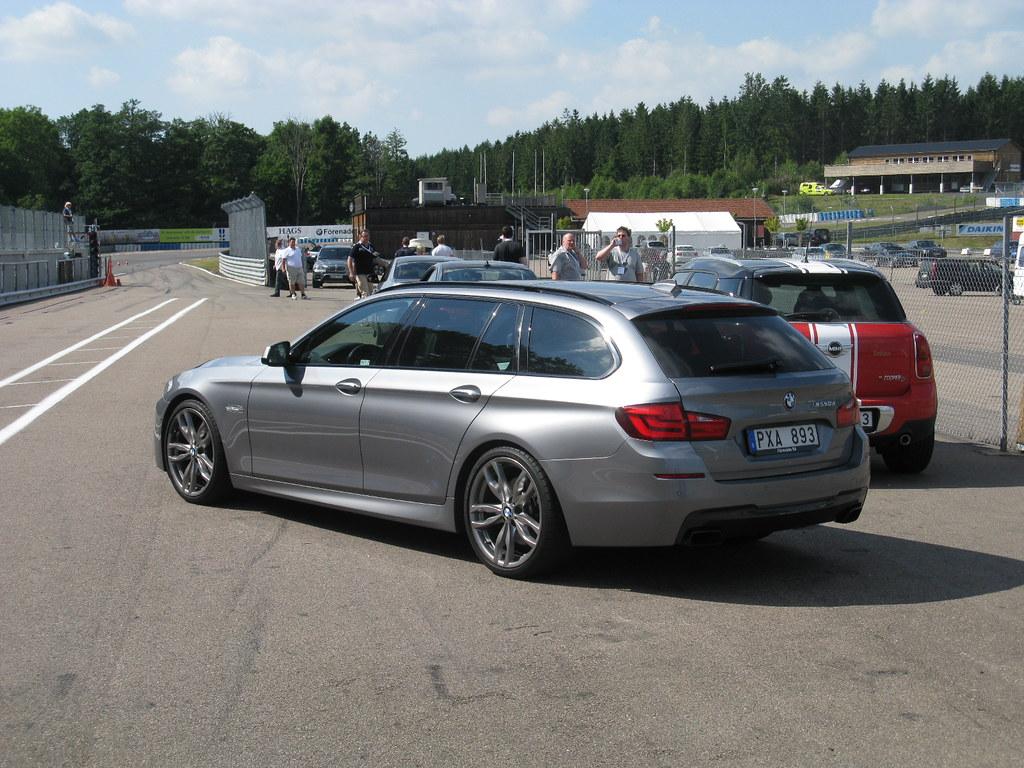 Bmw M550d X Drive Touring F11 Nakhon100 Flickr
