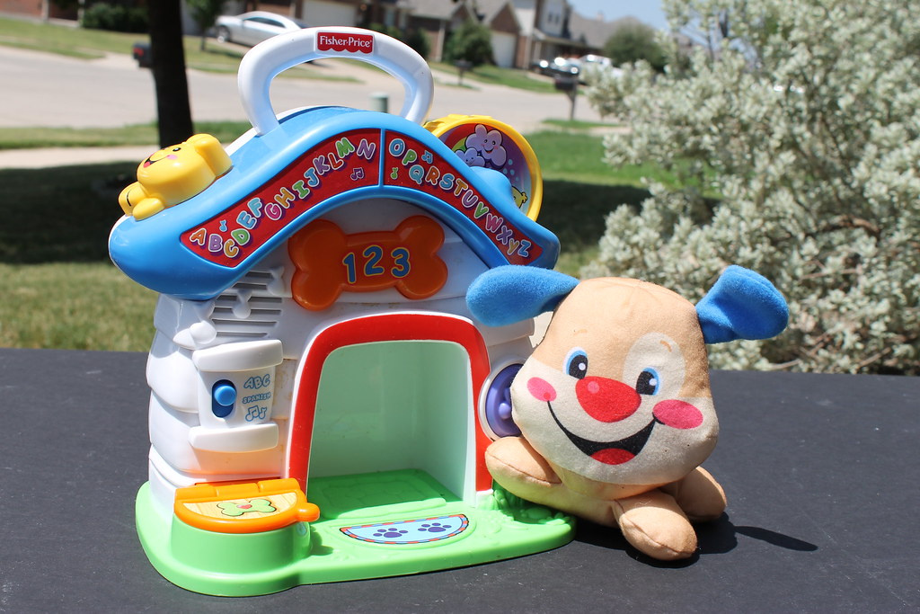 Fisher-Price Laugh & Learn Puppy Playhouse New | eBay
