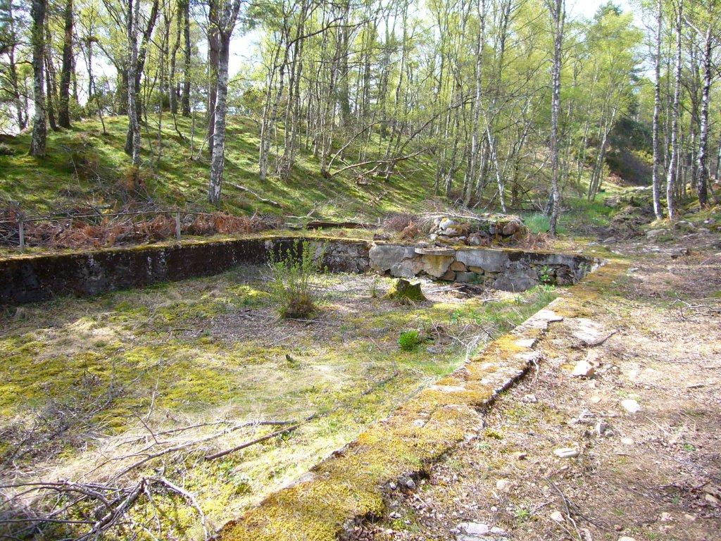 Derelict Swimming Pool Cambus O 39 May Hotel By Ballater Flickr