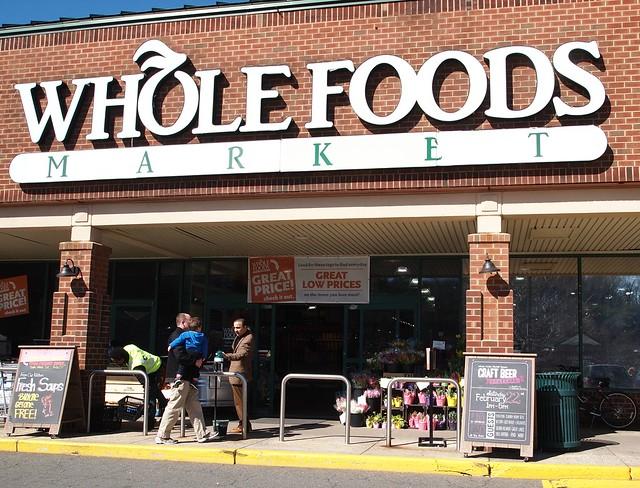 Whole Foods Church Street