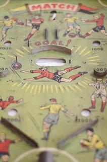 vintage football game