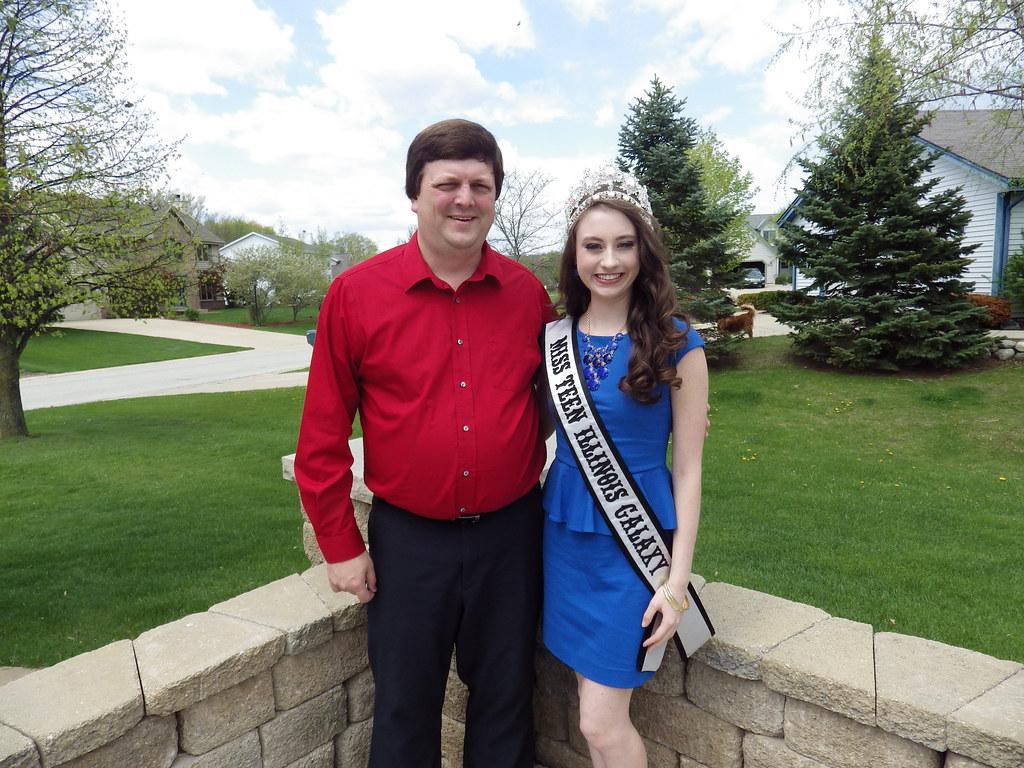 Miss Teen Illinois Galaxy Illinois 85