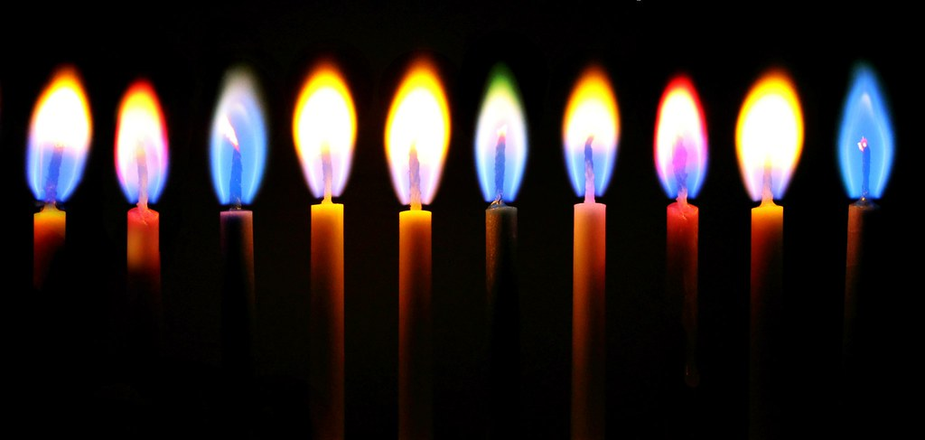 Happy 10th birthday Macro Mondays | 10 tiny candles to celeb ... Birthday