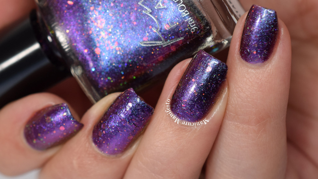Femme Fatale Little Mermaid Collection swatch