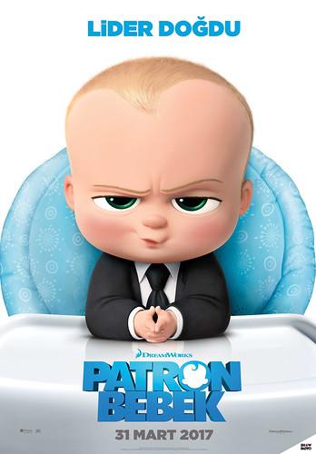 Patron Bebek - The Boss Baby (2017)