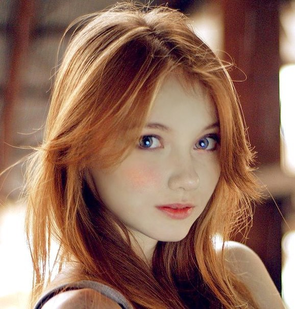 blue eyed girl with red hair beautiful woman with red