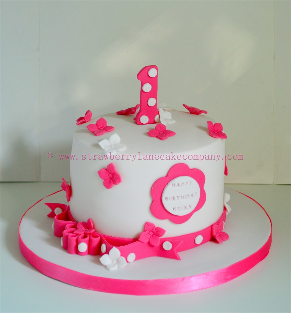 Pink Strawberry Cake Company