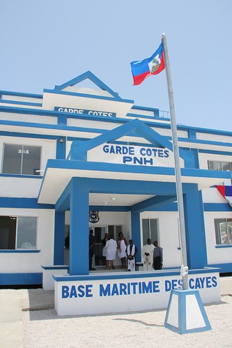 06.08.13 - Nouvelle construction de la base maritime des Cayes | by PNUD HAITI Photostream