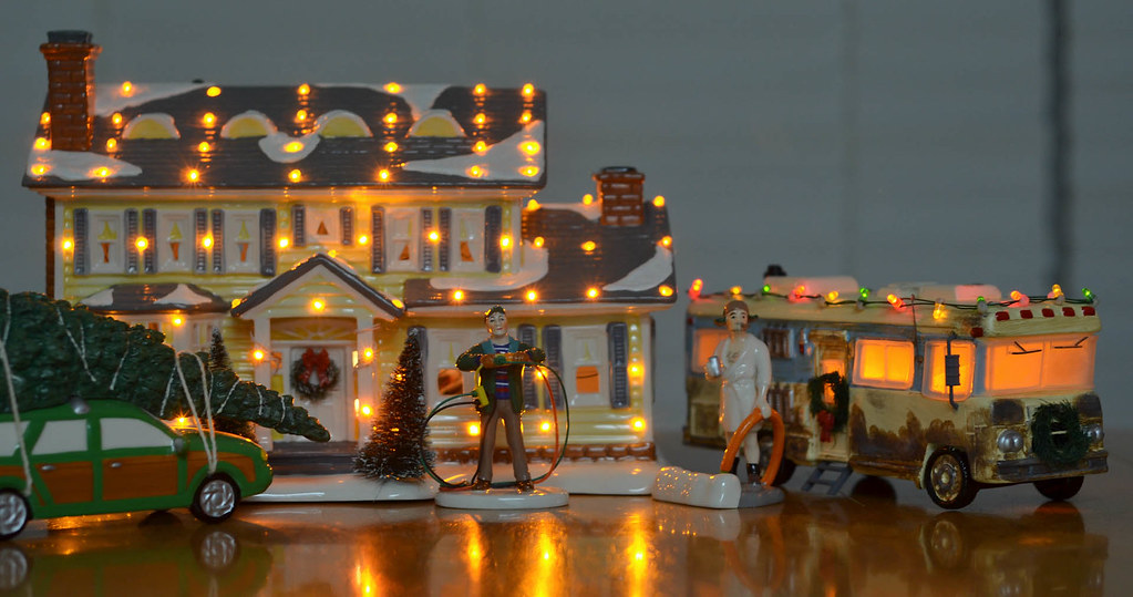 Department 56 National Lampoon S Christmas Vacation Set