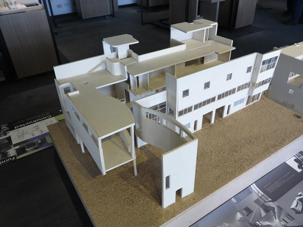 Img 5497 Le Corbusier Villas La Roche Jeanneret Jpg