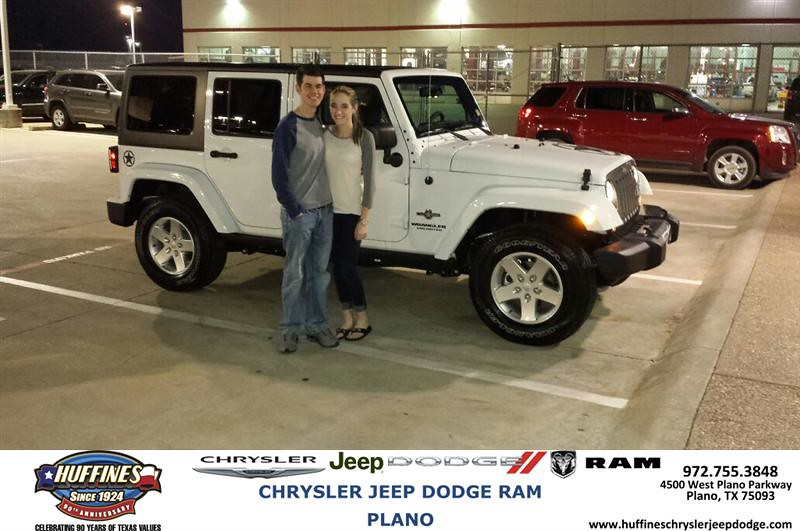 Thank You To Karli Amp Chance Pool On Your New Jeep From Ed