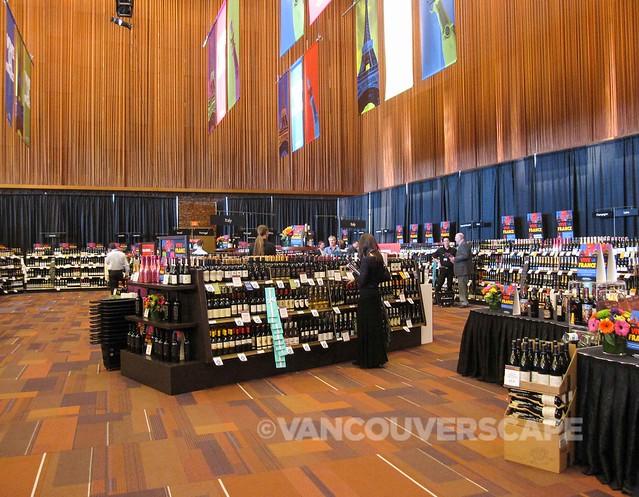 Vancouver Wine Festival Tasting-3
