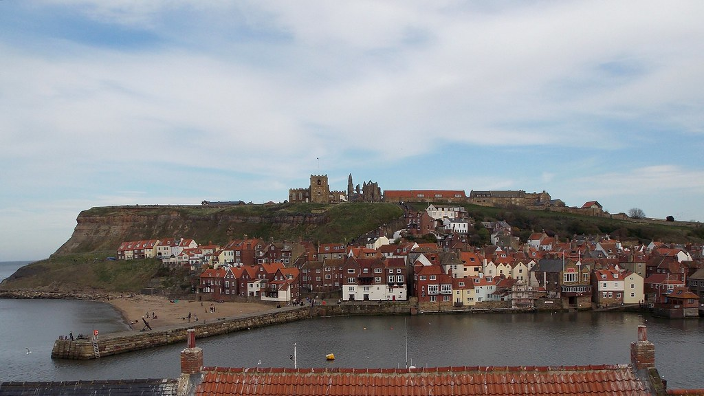 Whitby Rooftop View | Flickr - Photo Sharing!