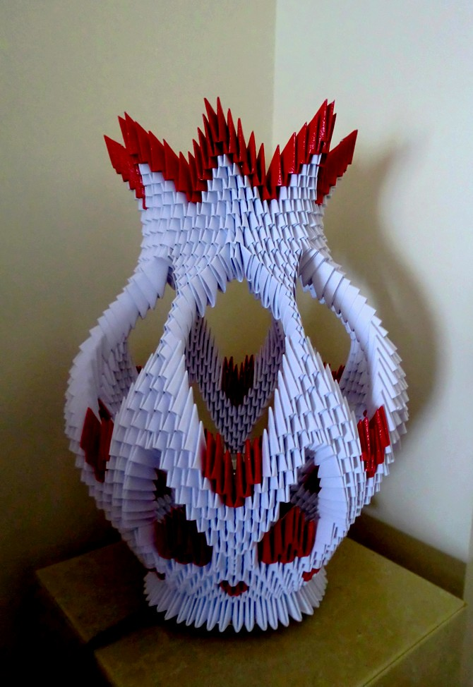 1000+ images about origami modular on Pinterest | 3d ... - photo#6