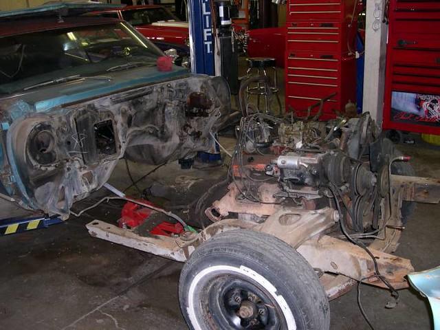 Expensive 69396 4 Speed Convertible Garage Find Team Camaro Tech