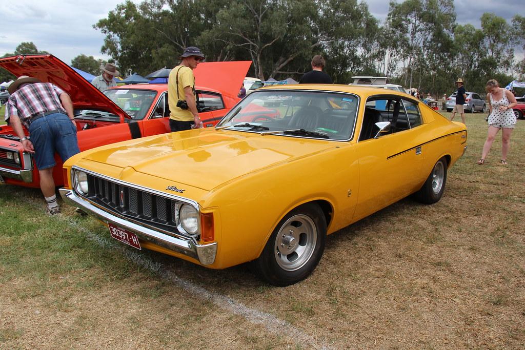 1974 Chrysler Valiant Vj Charger Xl E48 Sunfire Yellow Th Flickr