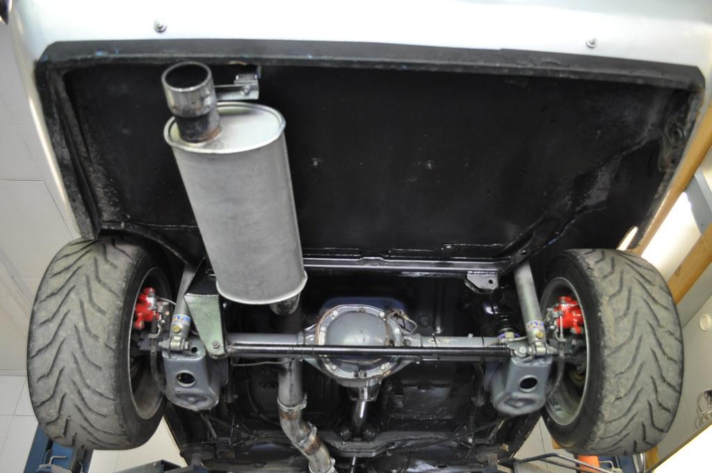 "MikkoV garage:  Charger SRT8 -70,  Manta A 2800S, Camaro RS -70 ""drift"", W212, Pontiac Tempest jne. 19133594920_19e3cf7c98_b"