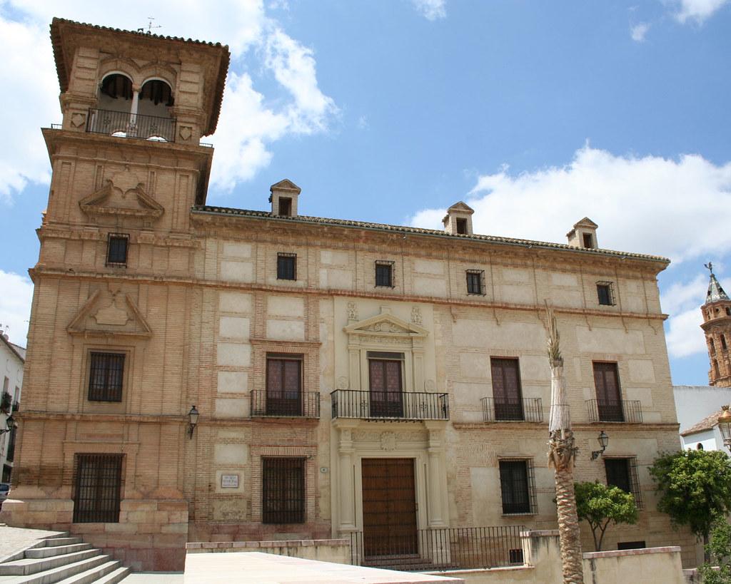 Resultado de imagen para palacio de najera antequera
