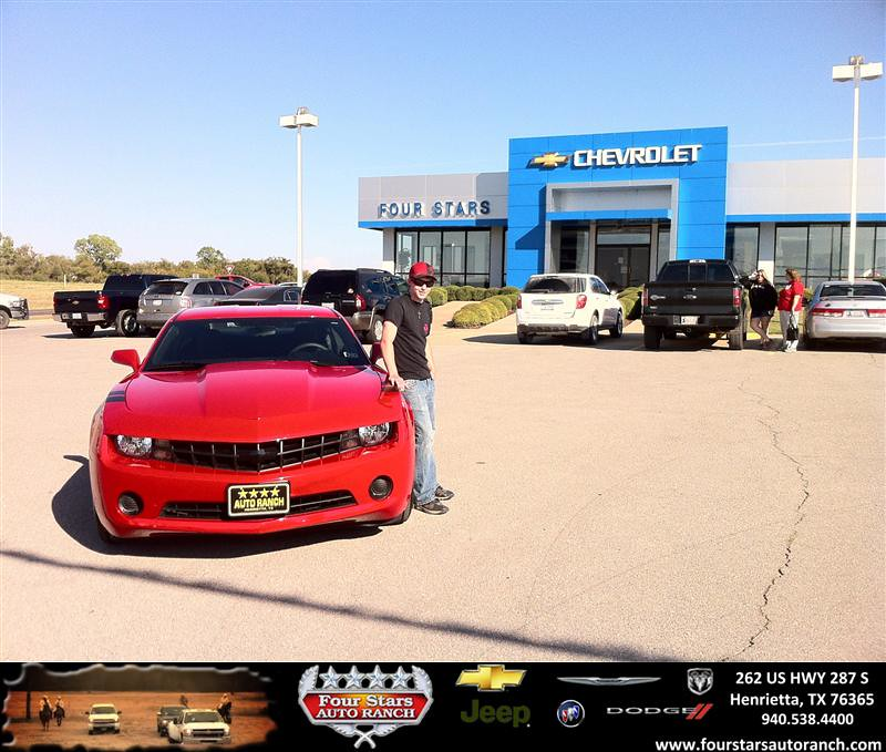 Four Stars Auto Ranch >> Happy Birthday to Shelby Ford from Zach Nichols and everyo ...