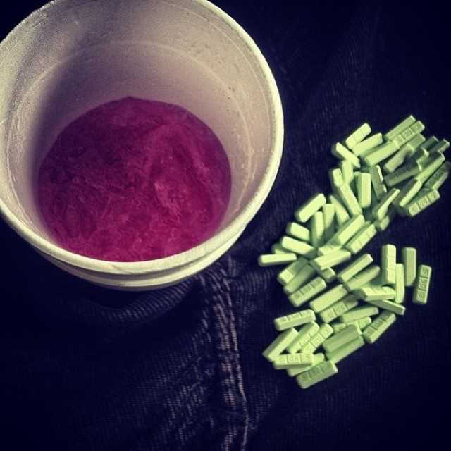 The night ain't over! Zan wit that Lean ! #Xanax #Lean #Pu ... | 500 x 500 jpeg 127kB