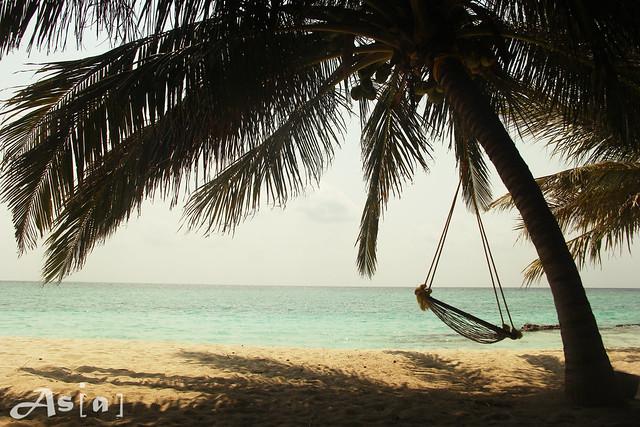 Paradise Island Malediven