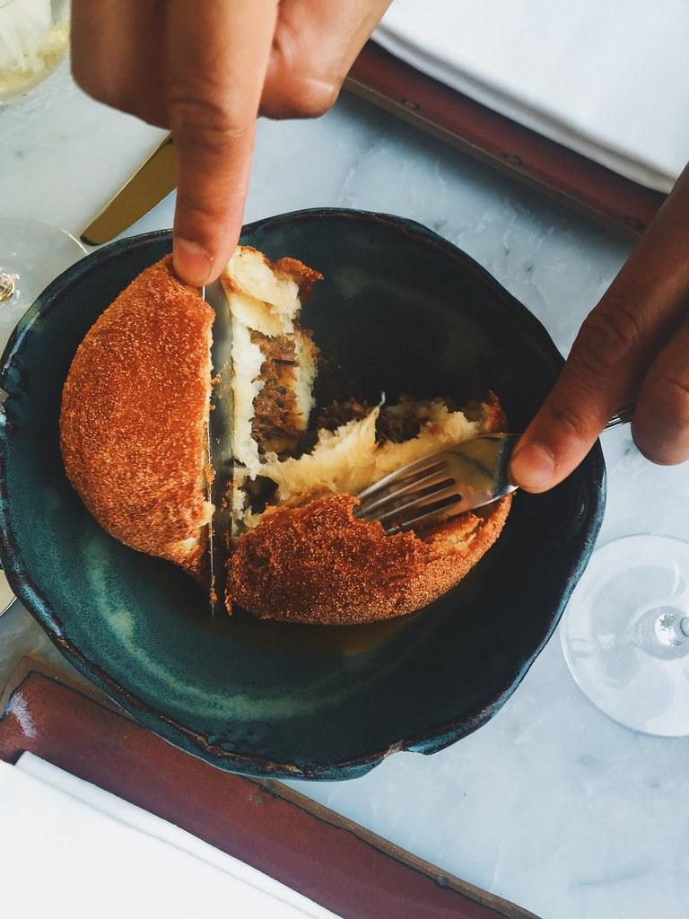 Duck & Waffle The Awkward Blog London