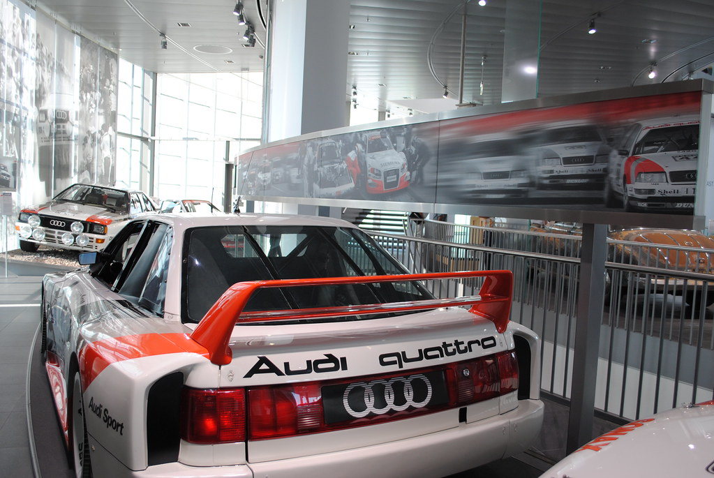 audi museum ingolstadt audi bloggen flickr. Black Bedroom Furniture Sets. Home Design Ideas