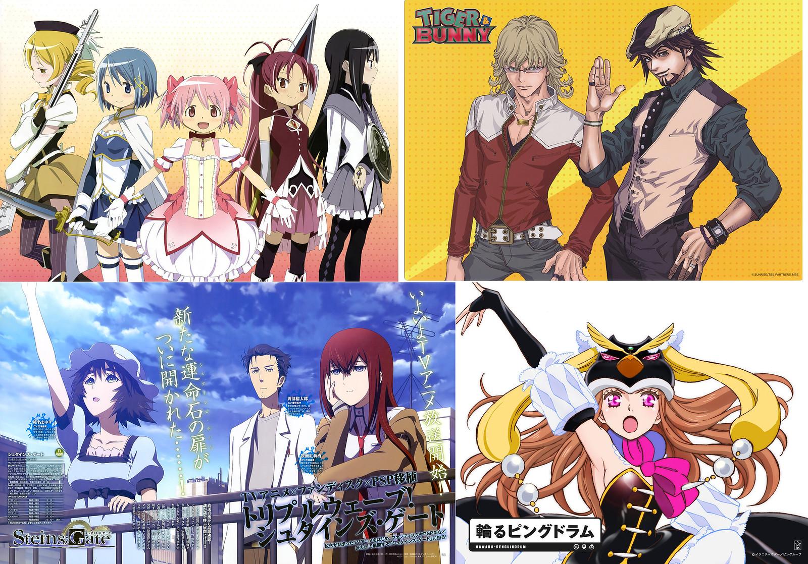 130726 -《日本電視動畫史50週年》專欄第49回(2011年):魔法少女&變身英雄大創新、活歷史「出崎統」逝世!