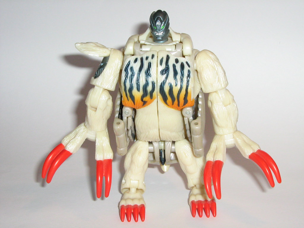 Transformers: Beast Wars Omnibus, Ben Yee, 2009, IDW, Gathering, Ascending, Used