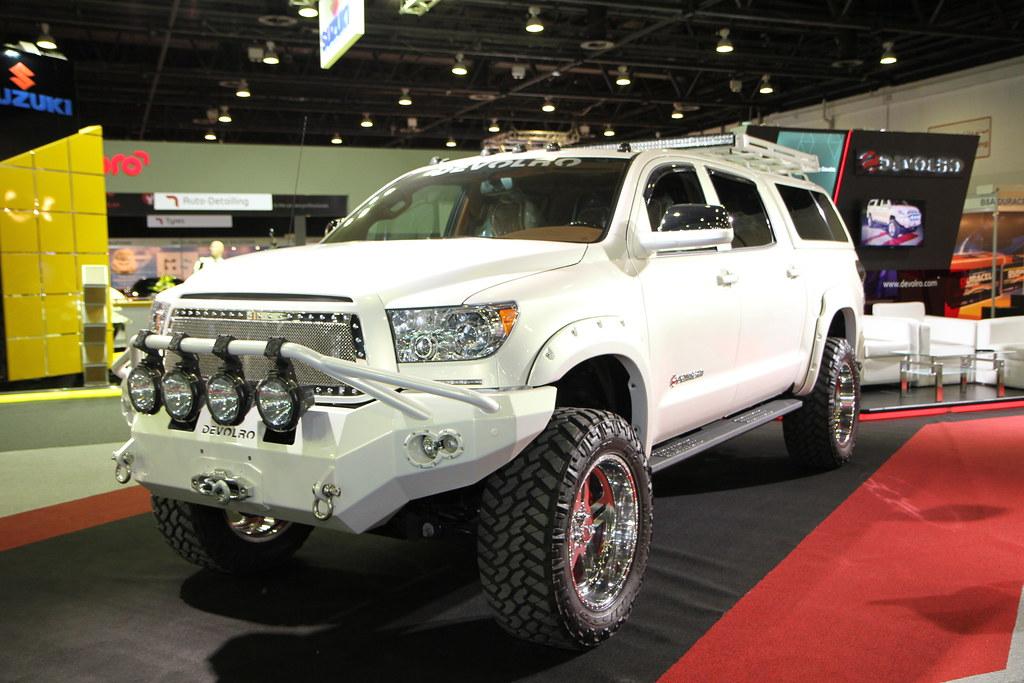 Toyota Tundra Devolro Abdullah Albargan Flickr