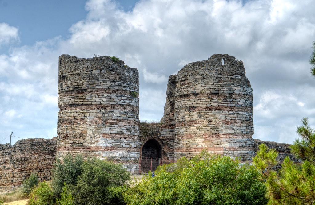 Yoros Castle Entrance  Yoros Castle (Turkish: Yoros ...