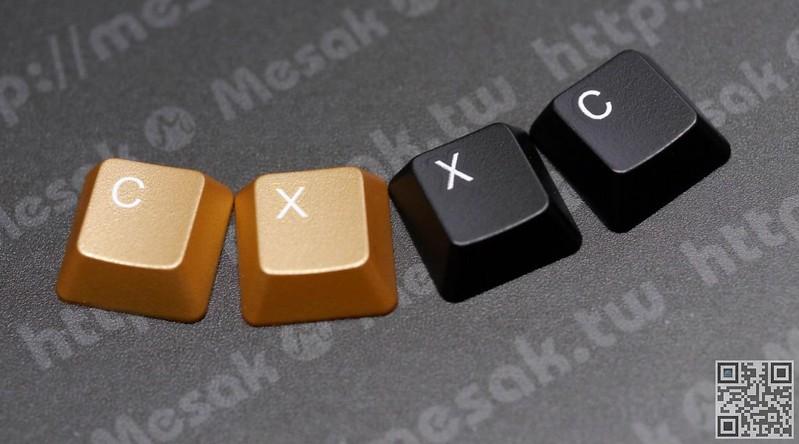 [開箱] i-rocks IK3-XC 金色版 KR-6260 與 滑鼠 IM1R-XC