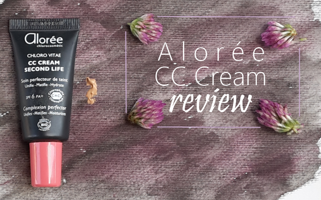 Alorée CC Cream Review