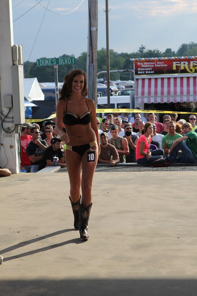 all truck nationals bikini contest